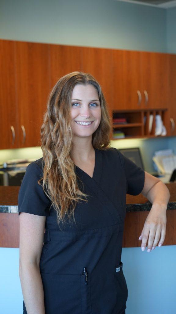 Kaytlyn dental assistant baltimore maryland